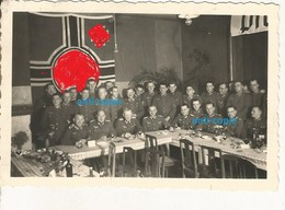 WW2 2x PHOTO ORIGINALE Soldats Allemands à AUTUN 71 SAÔNE ET LOIRE 71 - 1939-45