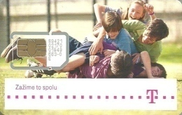 T-MOBILE * MOBILE * GSM * SIM CARD * CHILD * GIRL * BOY * T-Mobile 13 * Slovakia - Slowakei