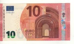 10 EURO  'France'  DRAGHI   U 008 F5   UE1161261827 /  FDS - UNC - 10 Euro
