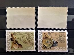 "Portugal, Unused Full Series, **MNH, ""Europa Cept"", ""Handicraft"", 1976 - Portugal"