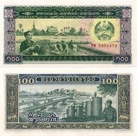 LAOS, 100 KIP,1979, P30, UNC - Maldives