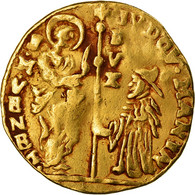 Monnaie, États Italiens, VENICE, Lodovico Manin, Zecchino, 1789, Venezia, TTB - Regional Coins