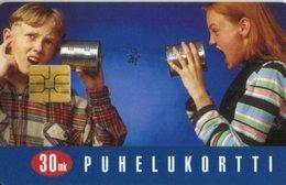 Finland Phonecard AVANT AVA34 - Finlande