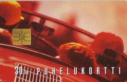 Finland Phonecard AVANT AVA40 - Finlande