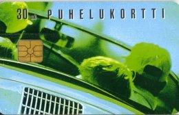 Finland Phonecard AVANT AVA41c ( 07.97 ) - Finlande