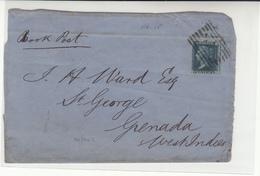 G.B. / Two Penny Blues / Grenada - 1840-1901 (Viktoria)