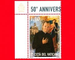 Nuovo - MNH - VATICANO - 2019 - 50 Anni Dell'ordinazione Sacerdotale Di Papa Francesco – Giovane Bergoglio - 1.10 - Vaticano