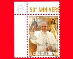 Nuovo - MNH - VATICANO - 2019 - 50 Anni Dell'ordinazione Sacerdotale Di Papa Francesco – 1.15 - Vaticano