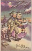 Y Gelukkig Nieuwjaar - Neujahr