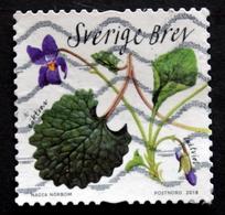 Sweden  2018   Edible Plants   MiNr.3219    ( O ) ( Lot  D 2064 ) - Zweden