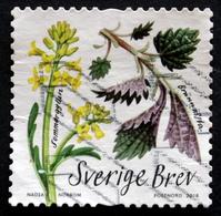 Sweden  2018   Edible Plants   MiNr.3223    ( O ) ( Lot  D 2065 ) - Zweden