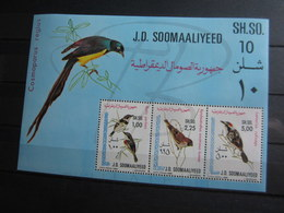 VEND BEAU BLOC DE TIMBRE DE SOMALIS N° 9 , XX !!! - Somalie (1960-...)