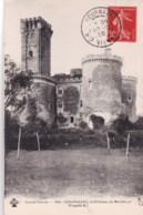 87 - Haute Vienne -  DOURNAZAC -  Le Chateau De Montbrun - France