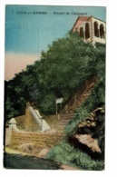 Liban - Souk El Gharb - Hôpital De Campagne - Circulé 1931, Sous Enveloppe, Colorisée - Liban