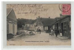 60 FRESNEAUX MONTCHEVREUIL #10088 LE PONT EDIT DELAVAL - Other Municipalities