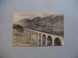 La Viaduc De VIF  -  38  -  Ligne De Grenoble à Gap   - Vallée De La Gresse Et Les Deux Soeurs  -   Isère - Vif