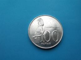 INDONESIE   - 100 Roupies  2000   -- SUP --   Cacatoès  -  Indonesia - Indonesia