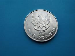 INDONESIE   -  100 Roupies  2001   -- SUP --   Cacatoès  -  Indonesia - Indonesia