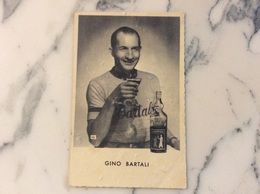 Gino Bartali.Publicité Pour L'apéritif St-Raphaël. - Cycling