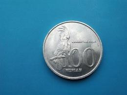INDONESIE   -  100 Roupies  2002   -- SUP --   Cacatoès  -  Indonesia - Indonesia