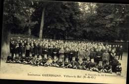 95  Villiers Le Bel Institution Guerbigny / A 612 - Villiers Le Bel