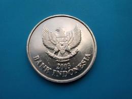 INDONESIE   -  100 Roupies  2003   -- SUP --   Cacatoès  -  Indonesia - Indonesia