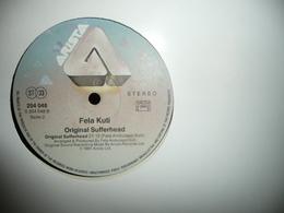 LP3 N°4214 - FELA KUTI - ORIGINAL SUFFERHEAD - FUNK SOUL AFROBEAT - World Music