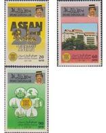 Ref. 627035 * MNH * - BRUNEI. 1992. 24 ANIVERSARIO ASEAN - Brunei (1984-...)