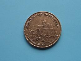 ABBAYE DU MONT-SAINT-MICHEL > Used And Uncleaned Coin (Voir / See Photo) Monnaie De Paris ! - 2007