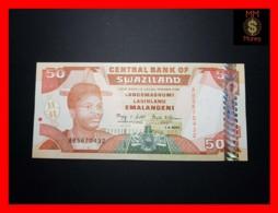 SWAZILAND 50 Emalangeni 1.4.2001 P. 31  UNC - Swasiland