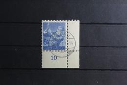 Deutsches Reich 852 Gestempelt Als Eckrand Mit Vollstempel #UF815 - Non Classés
