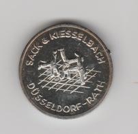 Penning-jeton-token Sack & Kiesselbach Düsseldorf-rath (D) Hydraulische Produktions Pressen - Professionnels/De Société