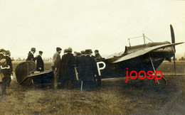 PHOTO : BOUTHEON - Aviation, Circuit Du Forez : Pilote Mola , Photo D'une Carte Postale, 2 Scans - Aviation