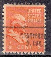 USA Precancel Vorausentwertung Preo, Locals North Dakota, Donnybrook 704 - Vereinigte Staaten
