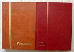 Denmark/Denemarken/Danemark/Danimarca/Dinamarca 1851-2007 In 2 Stockbooks (mixed Quality!) - Timbres