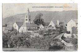 38  - CPA  De  SAINT  PAUL  DU  MONESTIER  DE  CLERMONT  -  Station  Alpestre  En  1905 - Sonstige Gemeinden