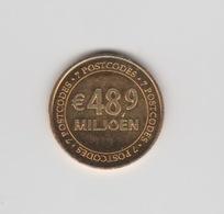 Penning-jeton-token Nationale Postcode Loterij 2013 - Nederland