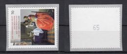 Bund 3280 SELBSTKLEBEND Mit Ungerader Nr. Schätze Aus Deutschen Museen 70 C ** - BRD