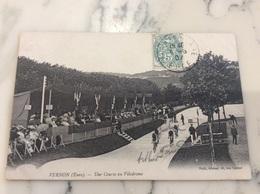 Vernon(Eure).Une Course Au Vèlodrome. - Cycling