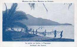 Peche A Pagopago - Samoa