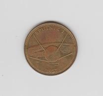 Penning-jeton-token Sputnik 1 1957 SHELL Coin - Netherland