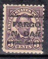 USA Precancel Vorausentwertung Preo, Locals North Dakota, Fargo 584-202, Better Stamp - United States