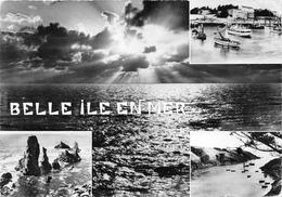 BELLE ILE EN  MER        MULTIVUE - Belle Ile En Mer