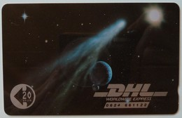ISLE OF MAN - GPT - Specimen - 20 Units - Satellite Picture - Mint - Man (Ile De)