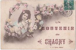 71. Un Souvenir De CHAGNY - Chagny