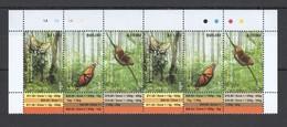 AA676 2014 NIUAFO'OU FAUNA INSECTS & BUTTERFLIES !!! MICHEL 120 EURO 2SET MNH - Schmetterlinge