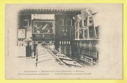 * Antwerpen - Anvers - Antwerp * (G. Hermans, Nr 535) Museum Plantin Moretus, Salle Manuscrits, Musée, Rare, Old - Antwerpen
