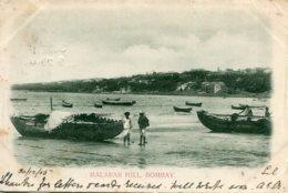 INDIA - Malabar Hill BOMBAY - Good Postmarks 1905 - Undivided Rear - Inde