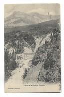 CPA - FRANCE - Rhône-Alpes - 74 - Haute Savoie - L' Arve Et Le Pont De Chedde - France