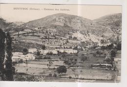 CPA-26-Drôme- MONTFROC- Hameau Des Anières- - Francia